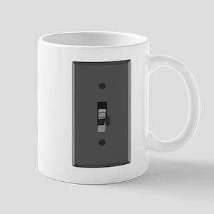 Light Switch Off Mugs