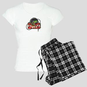 Logo for DJ Dyno Pajamas