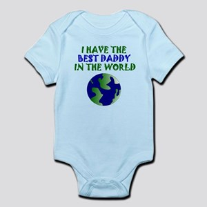 Best Daddy In The World Body Suit
