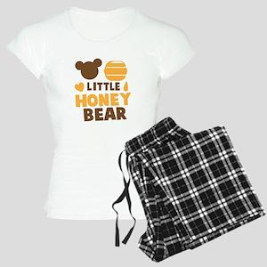 Little HONEY Bear! pajamas