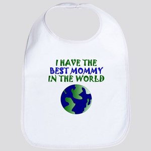 Best Mommy In The World Bib