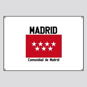 Community of Madrid Banner
