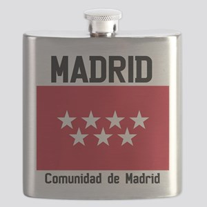 Community of Madrid Flask