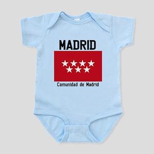 Community of Madrid Body Suit