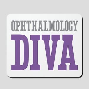 Ophthalmology DIVA Mousepad