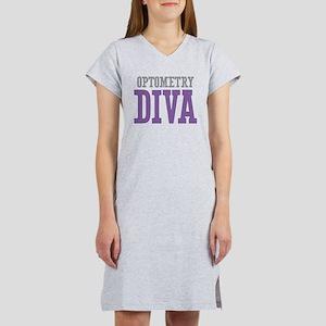 Optometry DIVA Women's Nightshirt
