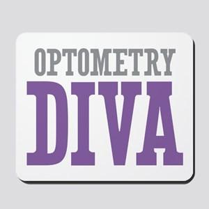 Optometry DIVA Mousepad