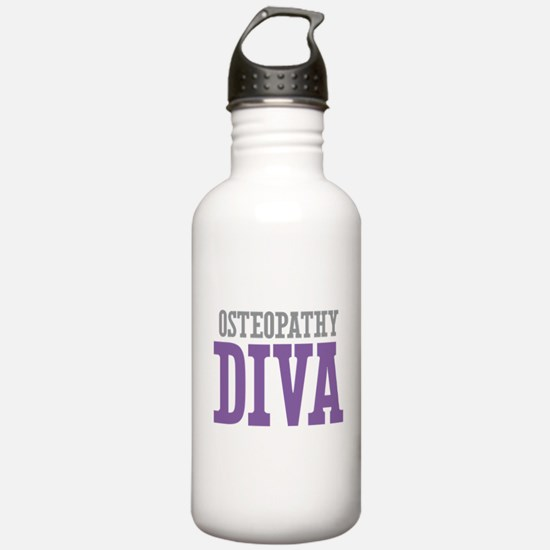 Osteopathy DIVA Water Bottle