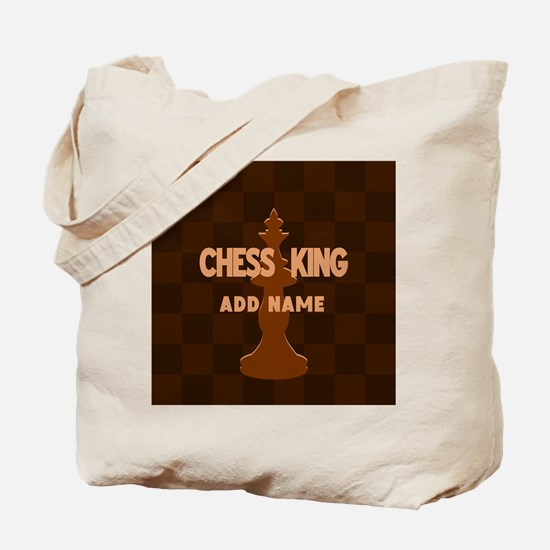 King of Chess Tote Bag