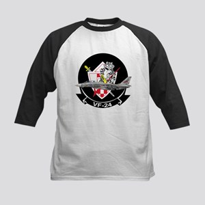 VF-24 Fighting Renegades Kids Baseball Jersey