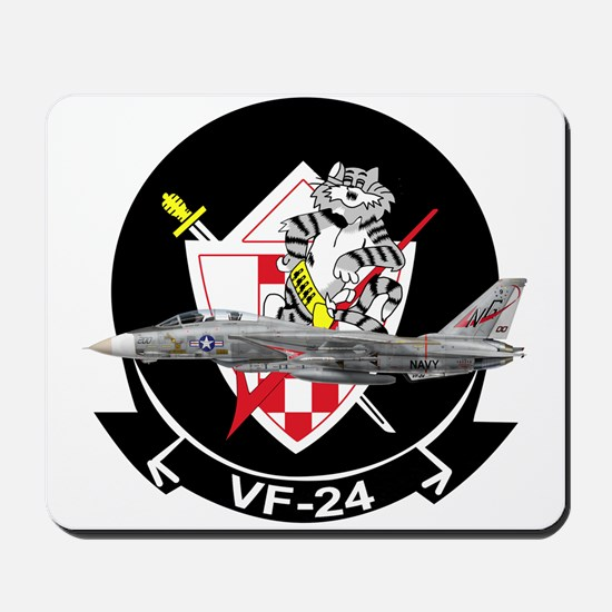 VF-24 Fighting Renegades Mousepad