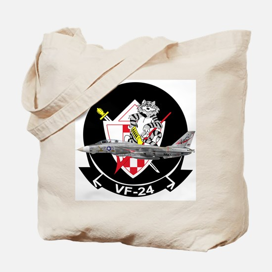 VF-24 Fighting Renegades Tote Bag