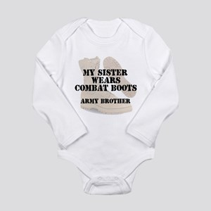 Army Brother Sister wears DCB Body Suit
