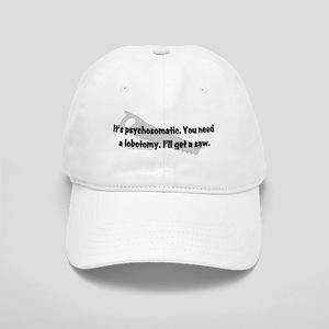 Psycho/Lobotomy. Cap