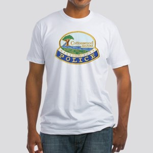 Cottonwood Police Fitted T-Shirt