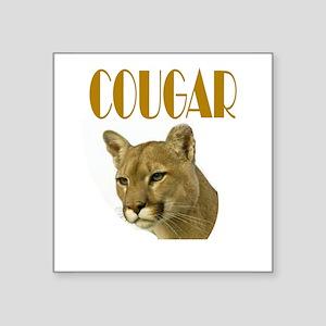 COUGAR Sticker