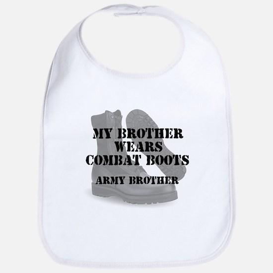 Army Brother wears CB Bib
