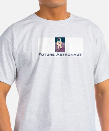 Future Astronaut Ash Grey T-Shirt