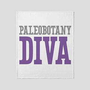 Paleobotany DIVA Throw Blanket