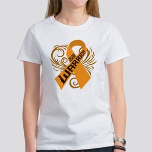 Multiple Sclerosis Warrior Women's T-Shirt