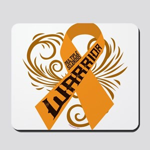 Multiple Sclerosis Warrior Mousepad