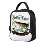 Musky hunter a Neoprene Lunch Bag
