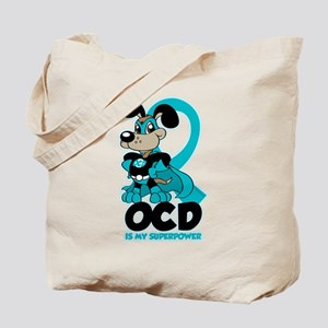 OCD Is My Superpower Tote Bag