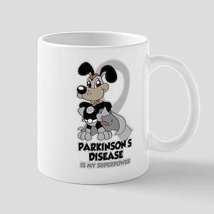 Parkinsons Is My Superpower Mug