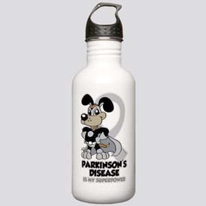 Parkinsons Is My Superpower Stainless Water Bottle