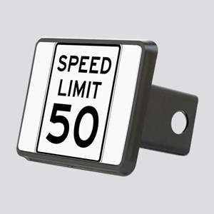 Speed Limit 50 Hitch Cover