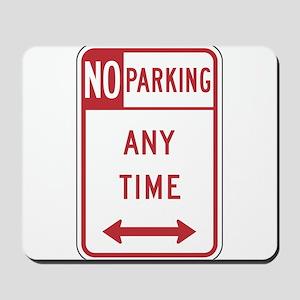 No Parking Mousepad