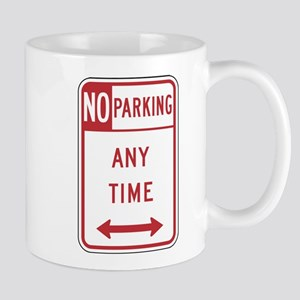 No Parking Mugs