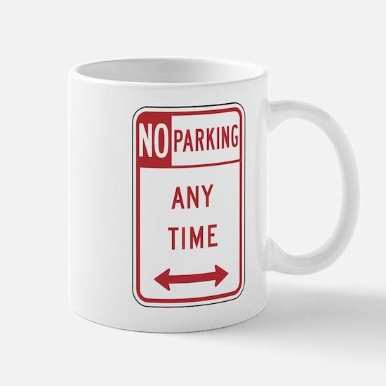 No Parking Mugs