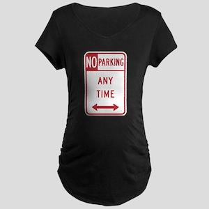 No Parking Maternity T-Shirt
