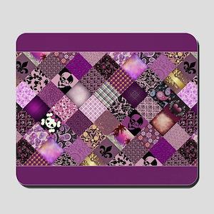 HANNAH'S PATCHWORK Mousepad