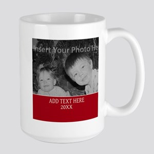 Completely Custom Red Mugs