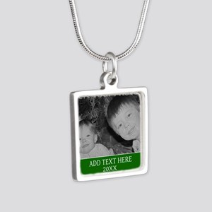 Completely Custom Green Necklaces