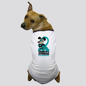 Tourette's Superpower Dog T-Shirt