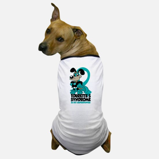 Tourette's Superpower Dog T-Shirt