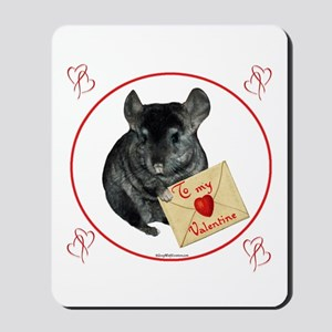 Chin Valentine Mousepad