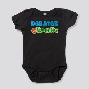 Debater in Training Baby Bodysuit