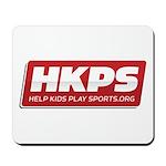 HKPS Logo Mousepad