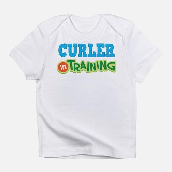 Curler in Training Infant T-Shirt