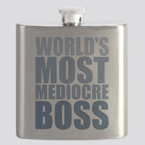 Worlds Most Mediocre Boss Flask