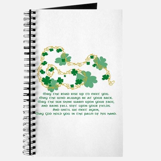Irish Blessing Journal