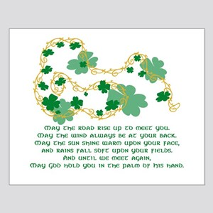 Irish Blessing Small Poster
