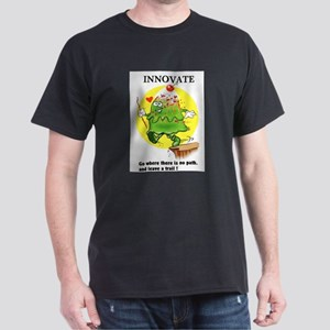 INNOVATE CARTOON QUOTE T-Shirt