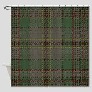 Craig Tartan Shower Curtain