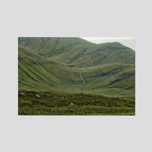 Glen Coe, Scotland Rectangle Magnet