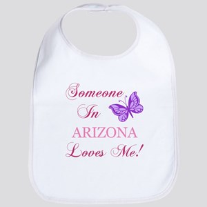 Arizona State (Butterfly) Bib